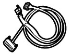 Kent Moore 8611303 22-Pin Cable