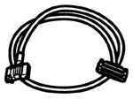 Kent Moore 8611428 12-Pin Cable