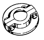 Kent Moore J-22227-A Front Pinion Bearing Remover