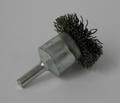 K-Line KL2827 Circular Flared Wire End Brush 1-1/2