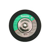 Makita 741417-B 5-Inch Hubbed Grinding Wheel, 10-Pack