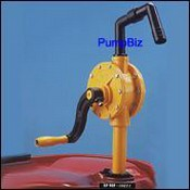 National-Spencer 10211 Rp-90P Polypropolene Pump