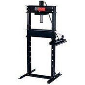Omega 60253 Shop Press - 25 Ton With Hand Pump