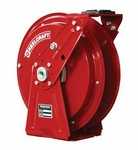 ReelCraft DP7400 OHP 1/4 x 50ft, 5000 psi, Grease Without Hose