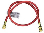 Robinair 19077 36 Red Quick-Seal Enviro-Guard Tank Hose R134A
