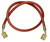 Robinair 19312 36 Red Double Quick-Seal Enviro-Guard Tank Hose R12
