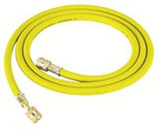 Robinair 31078 72in. Standard Yellow Hose 1/4 FFL X 1/4 FFL Standard Fittings