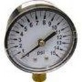 SAS Safety 2001-83 Pure-Air Air Gauge (0-15 PSI)