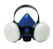 SAS Safety 2761-50 Professional Blue Halfmask Respirator