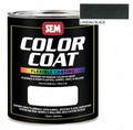 SEM Paints 15014 Color Coat - Landau Black Co Paints