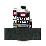 SEM Paints 15016 - LV Color Coat Low Voc Landau Black Cone Quart