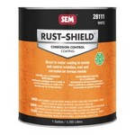 Sem Products 28111 White Rust Shield Gallon