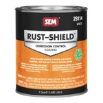 Sem Products 28114 White Rust Shield Quart
