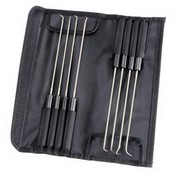 S & G Tool Aid 13920 Long Reach Pick and Hook Set - 8-Pc