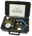 S & G Tool Aid 33980 Fuel Injection Pressure Tester w/ Two Gages and Case