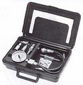 S & G Tool Aid 34300 Heavy Duty Compression Tester For Gasoline Engine w/Case