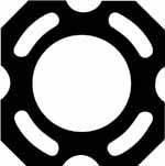 Specialty Products Company 90650 Rear Toe Tool for Ford