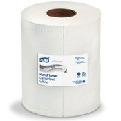 Molnlyke Tork 121225 100% Recycled Fiber Centerfeed Mini Roll Towel