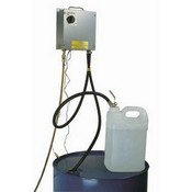 Uni-Ram UPS20DA Portable Pumping Station for Liquid Transfer