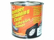 Urethane Supply 3601-4 Bumper and Cladding Coat Adhesion Primer - Light Gray, Quart