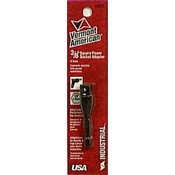 Vermont American 15475 Square Drive Socket Adapter, 3/8-Inch