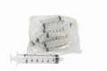 W & E Sales L30LLASSM Syringe Manual Assembled 30Cc(10 Pk)