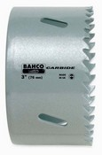 Bahco 3832-79 Carbide-Tip Holesaw 3-1/8