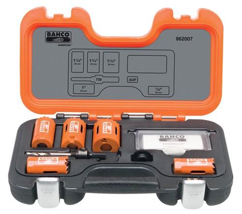 BAHCO 28MV-8 1000 Volt 8 Millimeter T Handle Socket Wrench