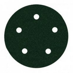3M 1665 Green Corps Stikit Production Disc Dust Free, 5 inch, 40 Grit