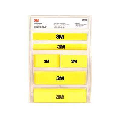 3M 5692 Stickit Sanding Block  Kit