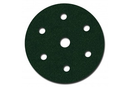 3M 0615 Green Corps Hookit Disc Dust Free, 6 inch, 40 Grit