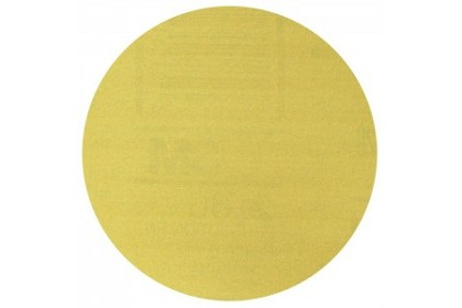 3M 1035 Production Gold Disc, 6 inch, P320 Grit