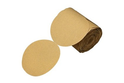 3M 1204 Stikit Gold Disc Roll 216U, 6 inch, 360 Grit