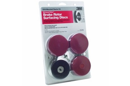 3M 1410 Roloc Brake Rotor Surface Conditioning Disc Starter Pack