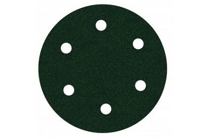 3M 1668 Green Corps Stikit Production Disc Dust Free, 6 inch, 36 Grit