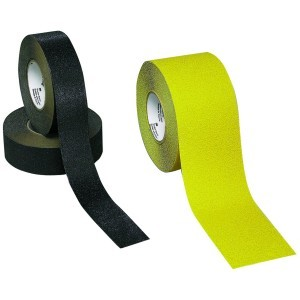 3M 19221 Safety-Walk Slip-Resistant General Purpose Tapes and Treads 610, 2 inch, Black