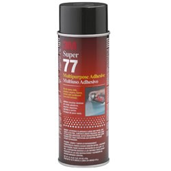 3M 21210 Super 77 Spray Adhesive - Aerosol, 24 fl oz
