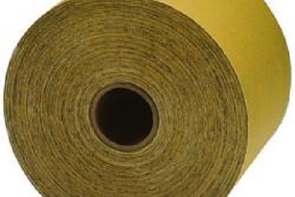 3M 2595 Stikit Gold Sheet Roll, P180A Grade, 2 3/4 in x 45 yd