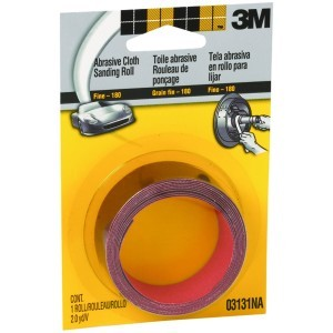 3M 3131 Abrasive Cloth Sanding Roll