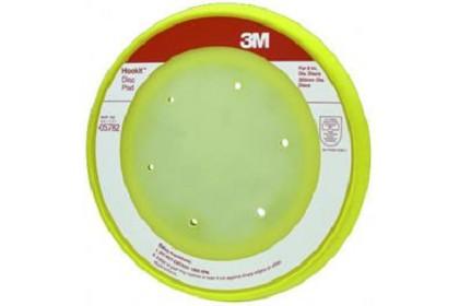 3M 5782 Hookit Disc Pad, 8 inch