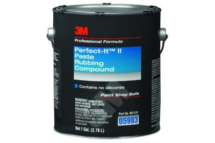3M 5983 Perfect-It II Rubbing Compound, 1 Gallon (US)