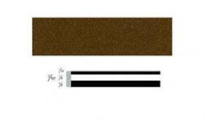3M 71321 Scotchcal Striping Tape, 5/16 inch, Nutmeg