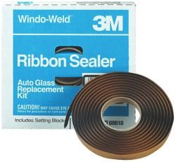 3M 8611 Windo-Weld Round Ribbon Sealer, 5/16 inch