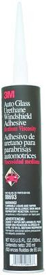 3M 8693 Auto Glass Urethane Windshield Adhesive, 10.5 fluid ounce cartridge