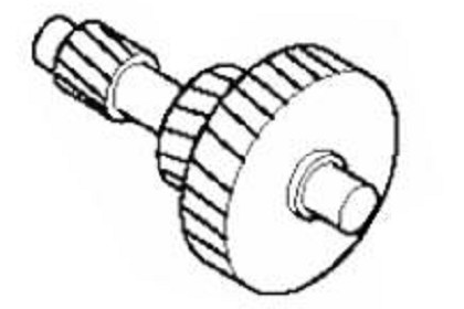 Makita 226039-7 Gear 9-19-41 - Part