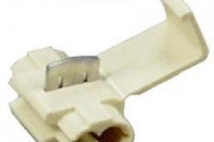 3M 6118 Scotchlok Electrical Insulation Displacement Connector 564-BULK,  Double Run