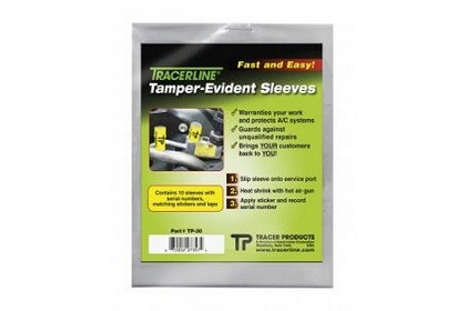 Tracer Products TP30 Tracerline Tamper-Evident Sleeves (10/pack)