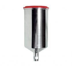 AES Industries 153 1-Liter Gravity Feed Aluminum Cup Assembly
