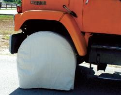 AES Industries 30239 Extra Large Wheel Masker - 4PC