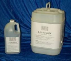 Air Filtration LM-55 55-Gal. Liquid Mask (Drum)